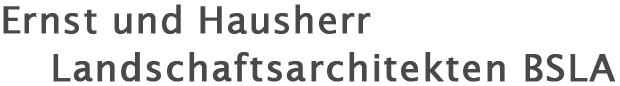Ernst und Hausherr Landschaftsarchitekten Retina Logo